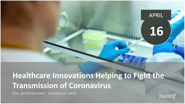 Healthcare Innovations Helping to Fight the Transmission of Coronavirus