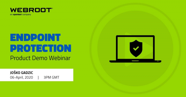Webroot Endpoint Protection Product Demonstration