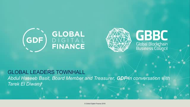 Global Leaders Town Hall with with special guest Tarek El Diwany