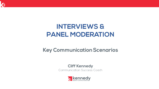 Video: Tips for Managing Key Communication Scenarios