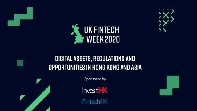 Digital Assets, Regulations and Opportunities in Hong Kong and Asia