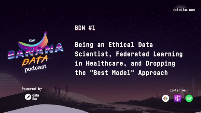 [SEASON 1 EP 1] Being an Ethical Data Scientist