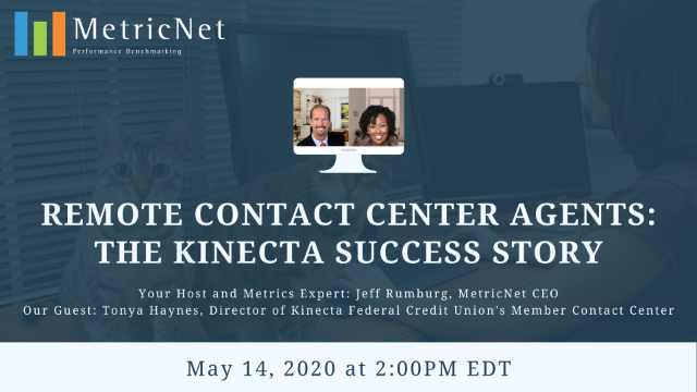 Remote Contact Center Agents: The Kinecta Success Story