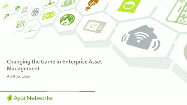 IoT is Changing the Game in Enterprise Asset Management