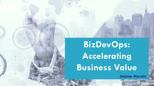 iSpeak DevOps:  Accelerating Agile Delivery with BizDevOps