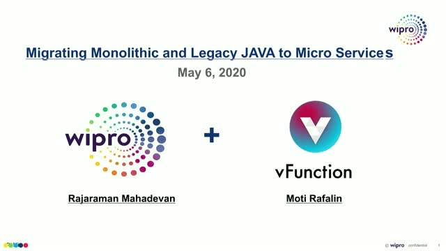Migrating Monolithic and Legacy Java to Microservices