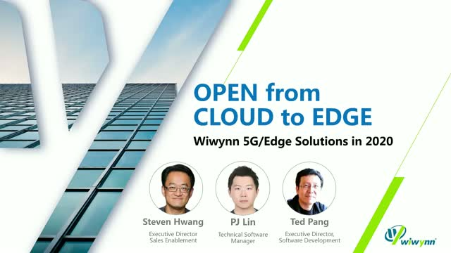 Open from Cloud to Edge