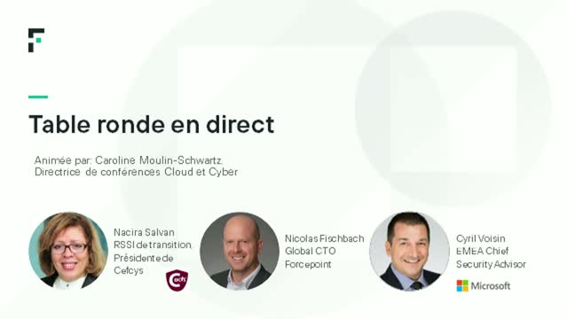 Table ronde en direct