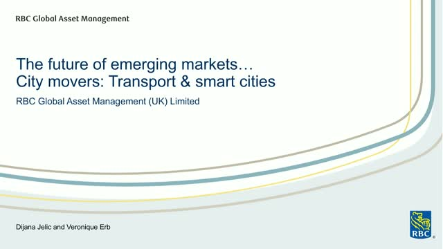 City Movers: The Future of Transport & Smart Cities
