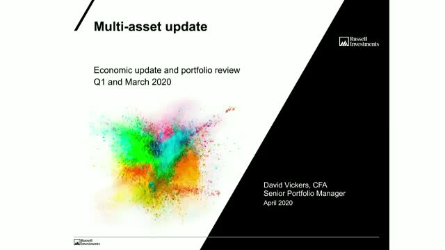 Multi Asset Q2 2020 - update and outlook