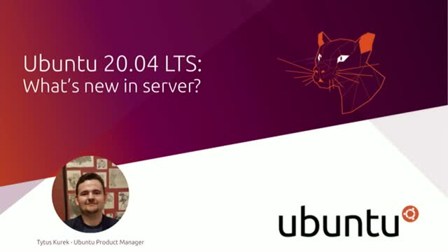 Ubuntu 20.04 LTS: What's new in server?