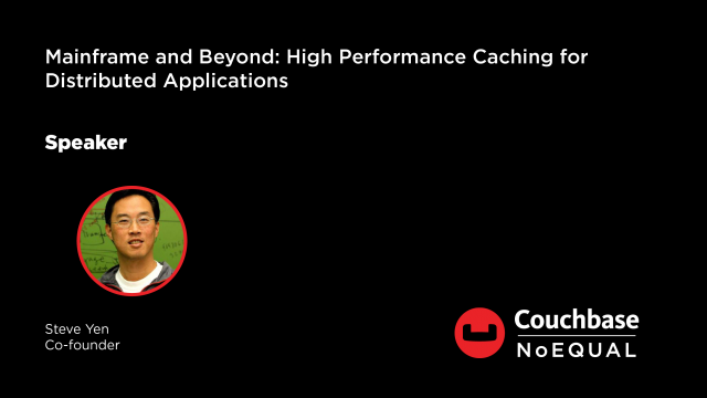 Mainframe and Beyond: High Performance Caching for Distributed Applications