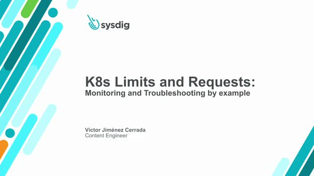K8s Limits and Requests: Monitoring and Troubleshooting by example