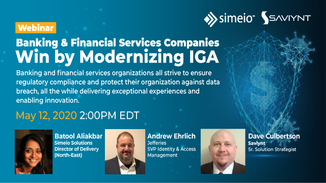 Banking and Financial Services Companies Win by Modernizing IGA