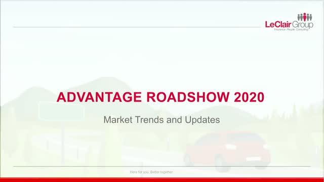 The Advantage Roadshow