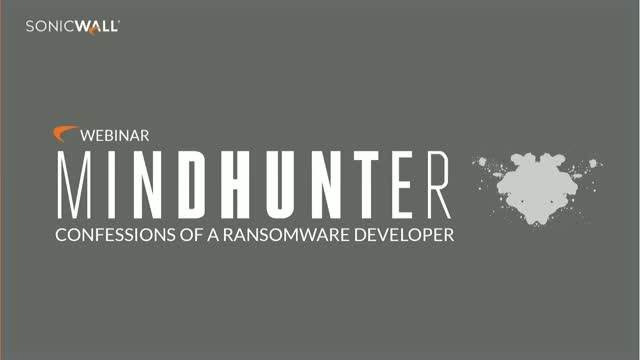 Mindhunter: Confessions of a Ransomware Developer
