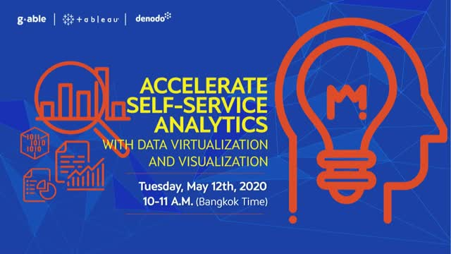 Accelerate Self-Service Analytics with Virtualization and Visualisation (Thai)
