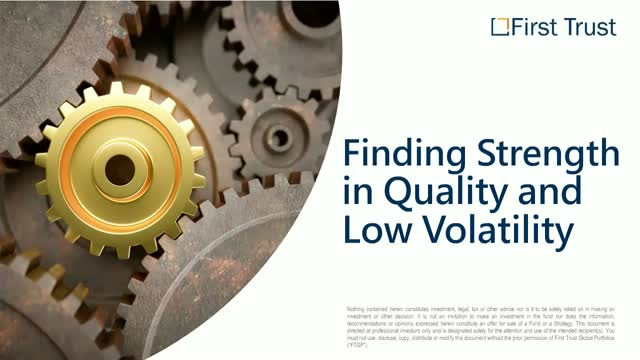 Finding Strength in High Quality & Low Volatility