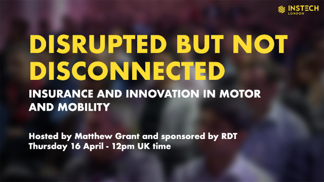 Live Chat: Disrupted, not disconnected. Insurance Innovation in Motor & Mobility