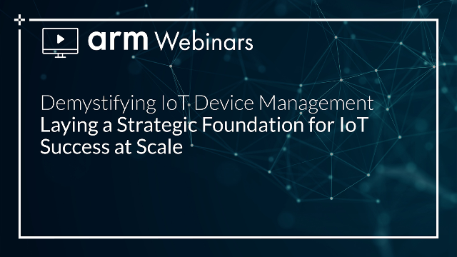 Demystifying IoT Device Management