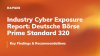 Industry Cyber Exposure Report: Deutsche Börse Prime Standard 320 (English)