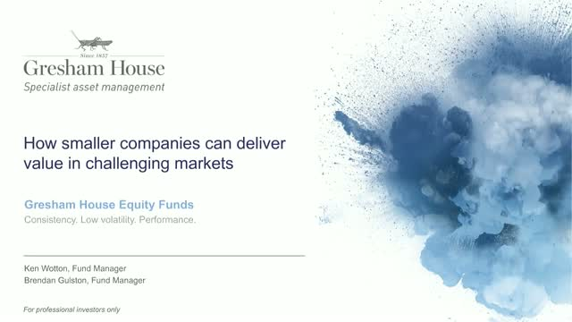 How smaller companies can deliver value in challenging markets