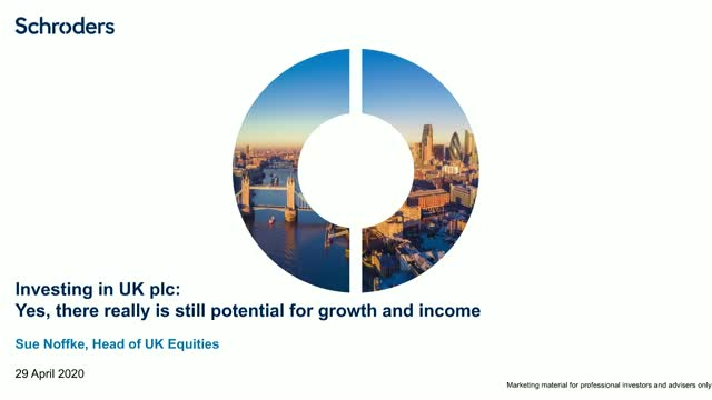 Investing in UK plc: yes, there really is still potential for growth and income
