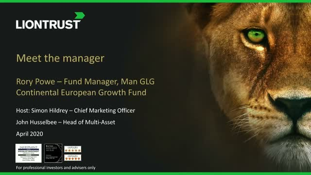 Liontrust Views - Meet the manager with Rory Powe