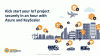 Kick start your IoT project securely in an hour with Azure and KeyScaler