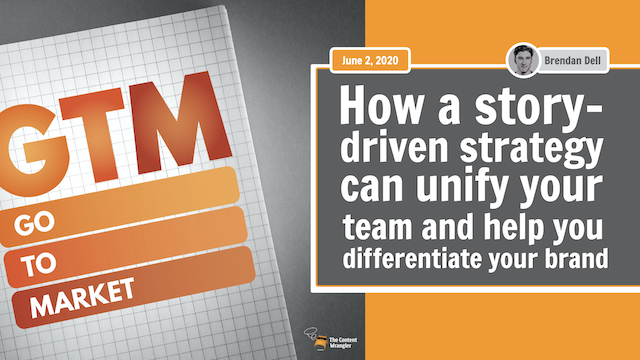 How a Story-Driven Strategy Can Unify Your Team and Differentiate Your Brand