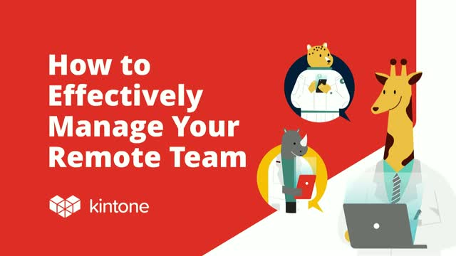 Managing Your Remote Team