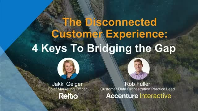The Disconnected Customer Experience: 4 Keys to Bridging the Gaps