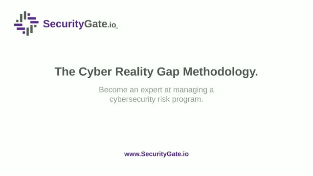 Become an Expert at Managing a Cybersecurity Risk Program