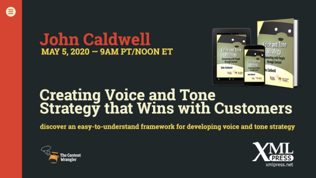 Creating a Voice and Tone Strategy that Wins with Customers