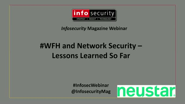 WFH and Network Security – Lessons Learned So Far