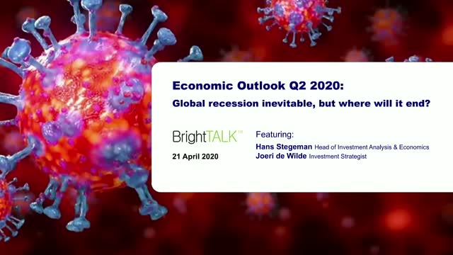 Economic Outlook - Global recession inevitable, but where will it end?