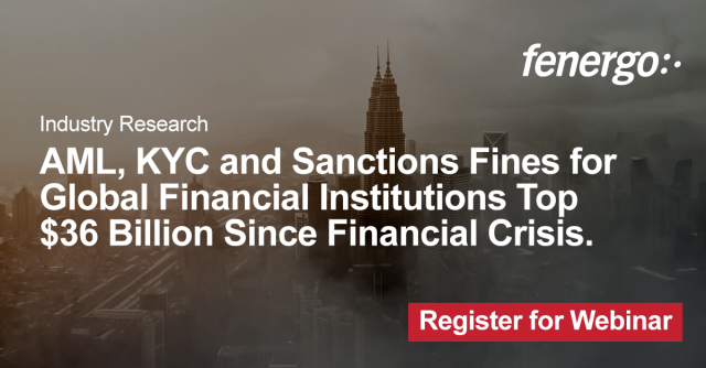 Another Fine Mess | Analysis of Global Financial Institution Fines