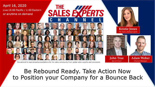 Be Rebound Ready. Take Action Now to Position your Company for a Bounce Back