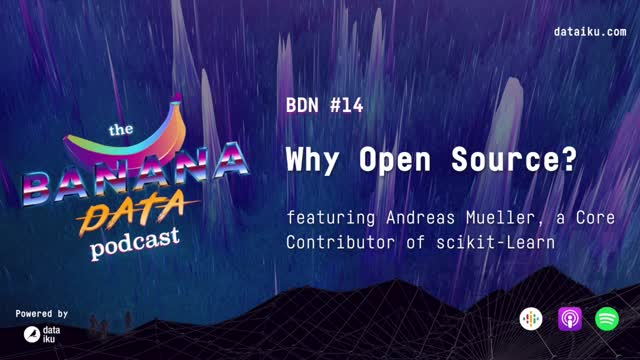 [SEASON 2 EP 4] Why Open Source? feat. Andreas Mueller