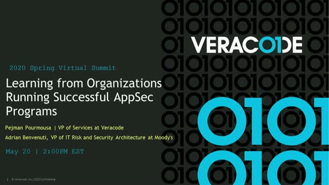 Learning from Organizations Running Successful AppSec Programs