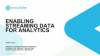 Why You Need to Use Streaming Data for Real Time Analytics