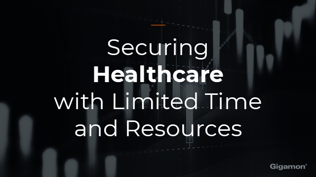 Securing Healthcare with Limited Time and Resources