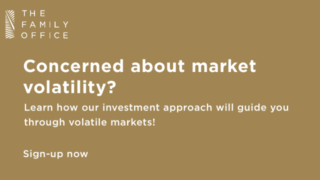 Concerned about market volatility?