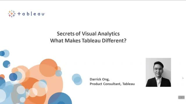 What Makes Tableau Different?