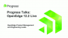 Progress Talks OpenEdge 12.2