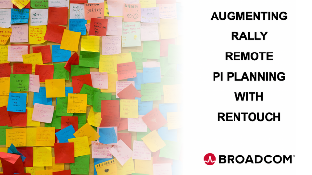 Augmenting Rally Remote PI Planning with Rentouch