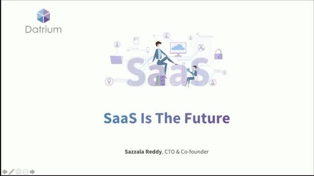 SaaS Is The Future
