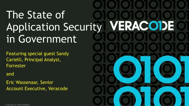 The State of AppSec in Government – Featuring Sandy Carielli, Forrester Research