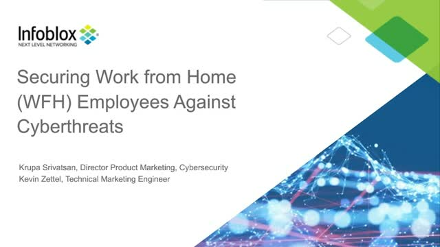 How to Secure Your Employees Working from Home Against Cyberthreats
