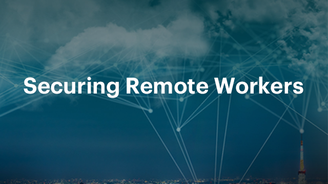How to Use the Cloud to Scale Remote Access and Security